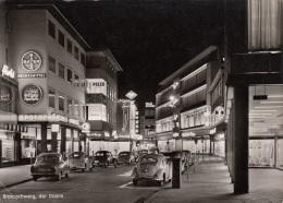 VW Käfer,Mercedes,Braunschweig,der Damm,gelaufen 1961 - Turismo