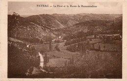88Sv   46 Payrac Le Périé Et Route De Rocamadour - Bretenoux
