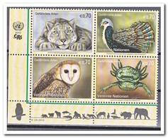 Wenen 2012, Postfris MNH, Animals - Wenen - Kantoor Van De Verenigde Naties