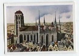 SB04123 Eckstein-Halpaus - Wunder Der Technik Und Natur - Nr. 281 Marienkirche Zu Danzig - Cigarettes