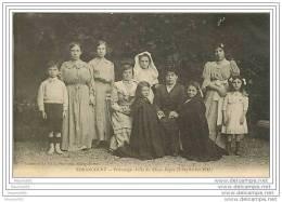 CPA 27 - NONANCOURT PATRONGE  VILLA DU DOUX REPOS 7 SEPTEMBRE 1913 - Unclassified