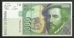 ESPAÑA BILLETE DE 1000 Pts. MUY BUEN ESTADO  DE CONSERVACIÓN (C.B. - [ 4] 1975-… : Juan Carlos I