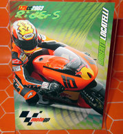 MOTO GP PANINI 2003 ROBERTO LOCATELLI 81 - Motori