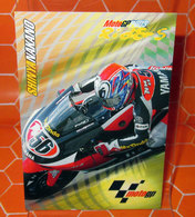 MOTO GP PANINI 2003 SHINYA NAKANO 140 - Motori