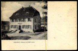 Réchésy: Maison Du XVIIIe Siècle - France