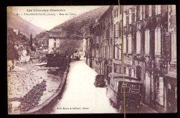 Villeraugue: Rue Du Quai - Autres Communes