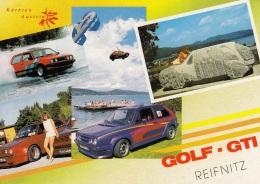 VW Golf GTI Treffen,Reifnitz Am Wörthersee,ungelaufen - Voitures De Tourisme