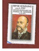 HONDURAS   - SG 966   - 1979  U.P.U. CENTENARY: M.A. SOTO         - USED - Honduras