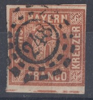 Bayern Minr.4 Nr.-St.248 Kissingen - Bayern