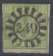 Bayern Minr.5 Nr.-St.249 Kitzingen - Bayern