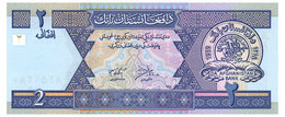 AFGHANISTAN 2 AFGHANIS 2002 Pick 65 Unc - Afghanistan