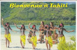 Bienvenue à Tahiti - Tahiti