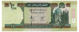 AFGHANISTAN 10 AFGHANIS 2004 Pick 67b Unc - Afghanistan