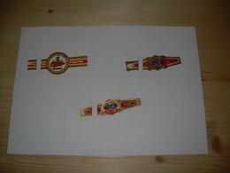 Sigarenbanden Fabrieksbanden Caraibe 3 St - Cigar Bands