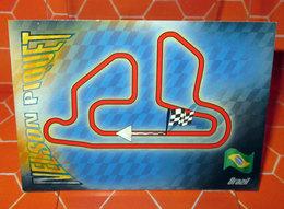MOTO GP PANINI 2003  NELSON PIQUET BRAZIL 158 - Motori