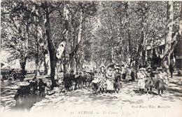AURIOL - Le Cours - Animation         (1092 ASO) - Auriol