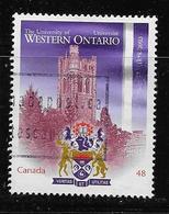 CANADA 2003, USED # 1974, WESTERN'S UNIVERSITY  USED - 1952-.... Règne D'Elizabeth II