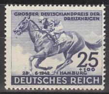 Deutsches Reich 814 ** Postfrisch - Ungebraucht
