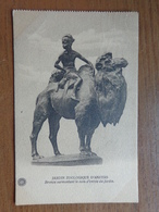 Zoo Van Antwerpen (Dierentuin) Jardin Zoologique D'Anvers - Bronze Surmontant Le Coin D'entrée Du Jardin --> 1920 - Antwerpen