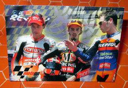 MOTO GP PANINI 2003  36 - Motori