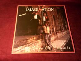 IMAGINATION  °  LAST DAYS OF SUMMER - 45 Rpm - Maxi-Single
