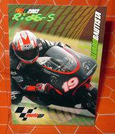 MOTO GP PANINI 2003  ALVARO BAUTISTA 67 - Motori
