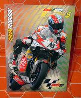 MOTO GP PANINI 2003  COLIN EDWARDS 130 - Motori