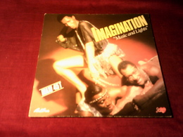 IMAGINATION  ° MUSIC AND LIGHTS - 45 Rpm - Maxi-Single