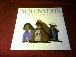 IMAGINATION  ° MEGAMIX - 45 Rpm - Maxi-Single