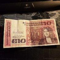 Billet De 10 Pounds D'Irlande De 1992 - Irlanda