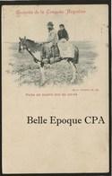 Argentine / RECUERDO De La CAMPAÑA - Péon De Campo Con Su China ++++ J. Peuser, Buenos-Aires, #64 ++++ 1903 - Argentina