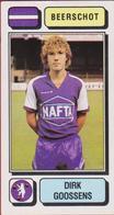 Panini Football 83 Voetbal Belgie Belgique 1983 Sticker K Beerschot Antwerpen VAV Nr 52 Dirk Goossens - Sports