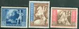 Deutsches Reich 820/22 ** Postfrisch - Ungebraucht