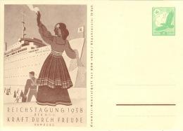 Deutsches Reich Ganzsache P246 * - Deutschland