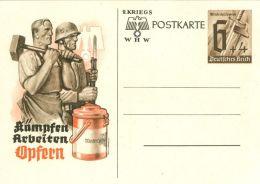 Deutsches Reich Ganzsache P291 * - Deutschland