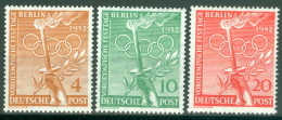 Berlin 88/90 ** Postfrisch - Berlin (West)