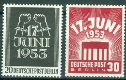 Berlin 110/11 ** Postfrisch - [5] Berlin