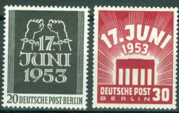 Berlin 110/11 ** Postfrisch - Berlin (West)