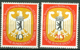 Berlin 129/30 ** Postfrisch - Berlin (West)
