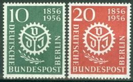 Berlin 138/39 ** Postfrisch - [5] Berlin