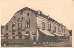 Hôtel De La Maison Rouge. - Martelange