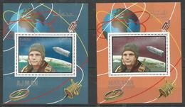 AJMAN - MANAMA - MNH - Space - Gagarin - Overprint - Autres