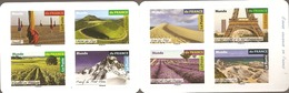 2018 Carnet Neuf **  N°  BC 1540  Paysages De France  8 Timbres Monde - Booklets