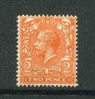 GRANDE BRETAGNE- Y&T N°142- Neuf Sans Charnière ** - 1902-1951 (Kings)