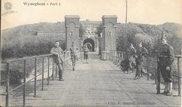 WYNEGHEM. Fort. - Antwerpen