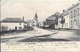 ROMEDENNE-SURICE. La Grand' Rue - Doische