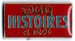 PRESSE - P111 - MES HISTOIRES A MOI - Verso : FORMULA - Medias