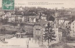 Excursion En Franche-Comté - 1000 - Besançon - Vue Générale De Beauregard Et Le Funiculaire Hôtel Restaurant - Besancon