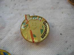 Pin's LB MD, Programmation Des Automates Siemens. Brosse à Dent Electrique, Dent - Medical