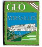 PRESSE - P117 - GEO - VERSAILLES - Verso : DANE INTERNATIONAL Multiples - Medias